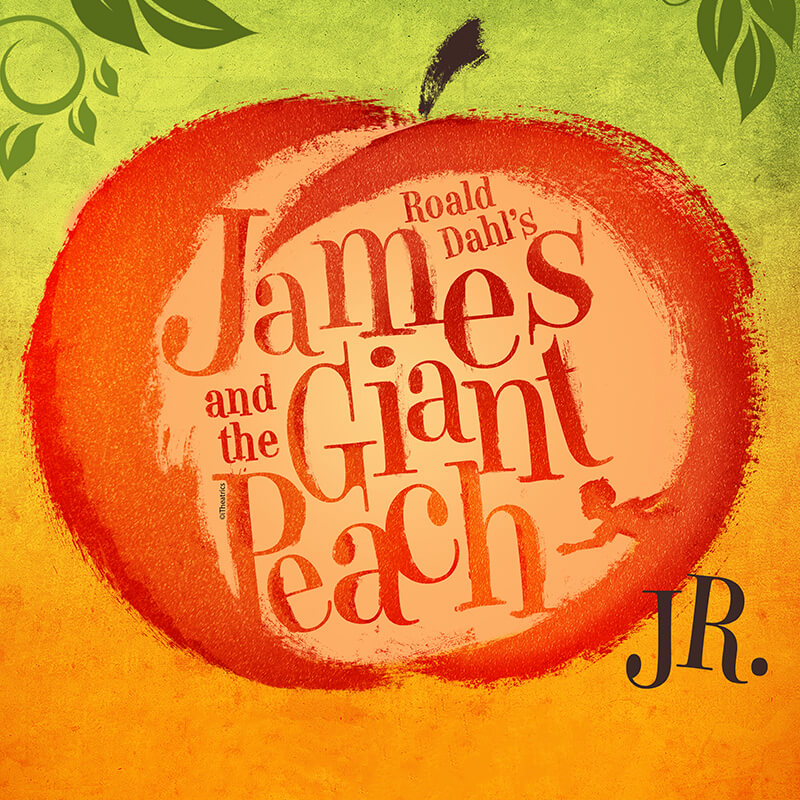 show graphic jamesand the giant peach